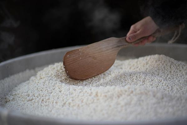 伝統の製法